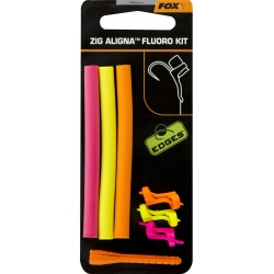Fox Zig Fluoro Aligna Kit Pink/Yellow/Orange ( Набор для зиг-риг)	CAC664
